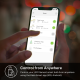Bec inteligent Wi-Fi cu filament Kasa Smart, LED Alb, E27 KL50